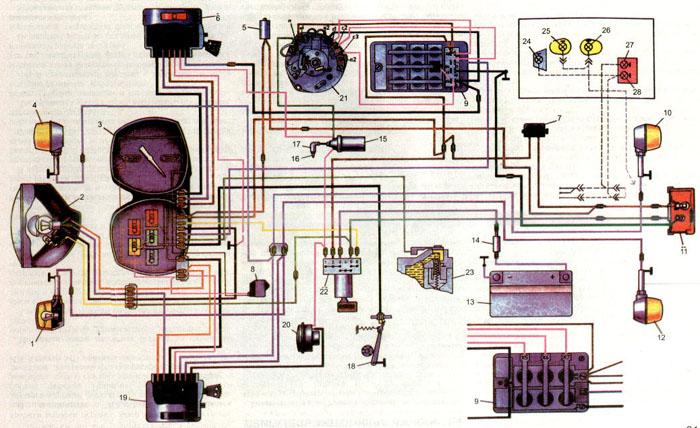 5 - Включатель стоп-сигнала